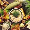 有機野菜とワインなどのドリンクが食べ放題、飲み放題のコースは、2,980円からご用意しております!乾杯は、まずオリジナルシャンパンカクテルでどうぞ☆本当に身体にいい野菜たちを、ナチュラルワインとともに提供致します!各種宴会や女子会、合コンにもぴったりです。