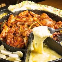 韓国料理 韓流館 新橋店の写真