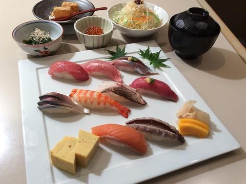 ◇寿司田総業60年◇赤坂見附で伝統の江戸前寿司を‥。新鮮な海の幸を盛り込みました!