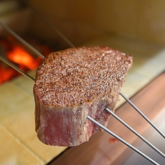 tcc 炉窯炭火焼 Steakの写真