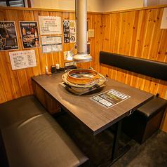 肉のすだく商店 JR奈良駅前店の雰囲気1