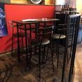 4名様向けのテーブル席です。お客様の人数に合わせたお席をご用意いたします。