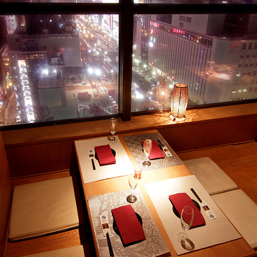 雫 札幌すすきの店の雰囲気1