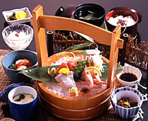 赤穂御崎レストハウス レストラン銀波荘