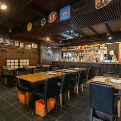 ディーズダイナー D's diner 浅草ビアホールの雰囲気1