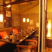 【テーブル席】席のレイアウトはお客様のご要望に合わせてOK!つなげれば最大14名様までOK♪