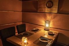 個室 しゃぶしゃぶ 肉寿司 うるる 二官橋通りの雰囲気1