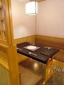 【テーブル席】テーブル席・掘りごたつ席・お座敷席・カウンター席など、総席数36席・ご宴会最大36名様まで!お客様の人数に合わせ、ご案内いたします。お席の詳細はお気軽にお問い合わせください!※写真は一例です