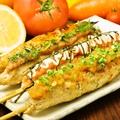 料理メニュー写真つくね串/鳥もも串/せせり串/トントロ串/豚タン串