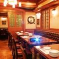 打ち上げや貸切パーティーにも対応している当店はプロジェクターをご用意しております。会社の会議としてや、宴会でムービーを流す際にも、お使い頂けます。オシャレな店内で大人の時間を過ごしてみてはいかがでしょうか☆(日本橋 居酒屋 ランチ 洋食 パーティー 貸切 個室 隠れ家 飲み放題 ダイニングバー)