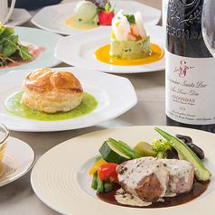 フランス料理 リュミエールの写真