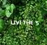 LIVI THE 5 リビザ ファイブのロゴ