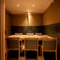 個室肉会席 銀座 きた福 難波の写真