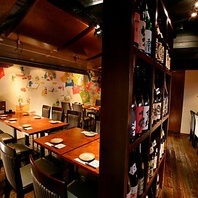 品川駅徒歩1分!ご宴会コースがお得に楽しめる居酒屋
