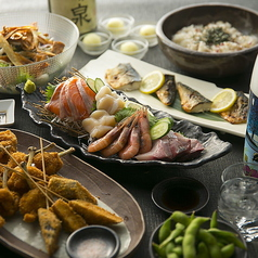炭火焼炉端 お魚自慢のおすすめ料理1