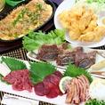 120分飲み放題付★宴の肉祭りコース4000円!肉刺しや牛スペアリブなどお肉のボリュームがすごいコースです!