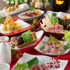 博多郷土Dining 祐介 YUSUKE 福岡店のコース写真