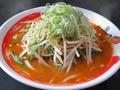 料理メニュー写真柿の木らぁめん 辛味噌味