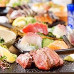 網焼き地鶏と日本酒 あみ鶏 長岡店のコース写真