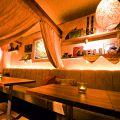 UBU CAFE ルミネエスト新宿店の雰囲気1