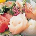 料理メニュー写真お値打ち刺身!真鯛(まだい)