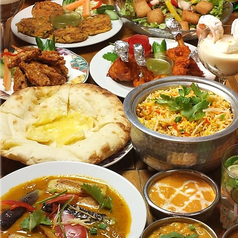 インド料理ナワブ 湯島店