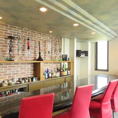 Shisha Bar もくもくの雰囲気1