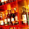 人気のお肉と一緒に赤ワインでカンパイ!グラスワインを飲み比べて、自分のお気に入りを見つけてください。自慢の肉料理、魚料理との相性抜群の一品をお勧め致します。是非お気軽に店員までお声がけください。女子会・歓迎会・会社宴会などに最適!