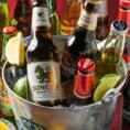 日本国内だけでなく、海外から仕入れたクラフトビールも「川崎 アモーレ」でお楽しみいただけます!シェフ特製のイタリアンや肉料理と一緒に厳選クラフトビールもご堪能ください!川崎駅前にNEW OPEN!「川崎 アモーレ」完全個室多数用意!