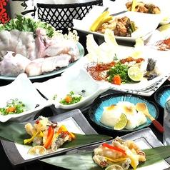 ふぐ料理 徳福 錦店のおすすめ料理1
