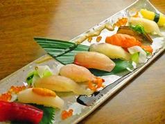 波朗寿司の写真