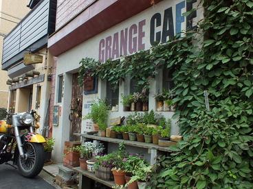 GRANGE CAFE BLUE STRAWBERRYの雰囲気1