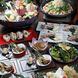 県産食材を盛り込んだご宴会コース料理