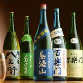飲み放題内容には地酒・焼酎・梅酒などの厳選酒も含まれるので、会社宴会や接待にもピッタリのコースです。