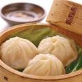 料理メニュー写真上海小龍包(3個)