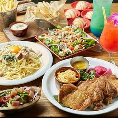 AlohaTable HAWAIIAN CAFE AND DINER アロハテーブルハワイアンカフェ&ダイナー 金山のコース写真