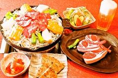 炭火ヂンギスカン専門店 べんがらのおすすめ料理1