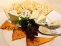 料理メニュー写真チーズ盛り合わせ(3種)