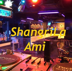 Party Space ShangriLa Ami シャングリラ アミ 新宿の写真