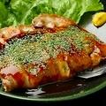 料理メニュー写真とんぺい焼き(一番人気!)