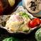 半熟卵のポテトサラダ