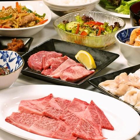 昭和38年に出店した老舗の韓国料理・焼肉店です。長崎和牛と韓国料理をご堪能下さい。