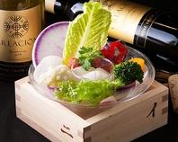 地元の食材・糸島ファームの鮮度抜群オーガニック野菜☆