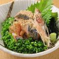 料理メニュー写真【博多名物】ゴマ鯖