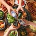 【昼宴会も承ります。♪】10名~昼宴会も承っております♪ソファシートのお席もございますので家族連れにも安心です。また、昼宴会・昼飲みも可能なので休日はお昼から食べ放題&飲み放題で楽しむのも良いですね♪