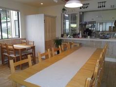 Organic Cafe M2の雰囲気2