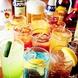 【飲み放題も90種以上】種類豊富な飲み放題♪