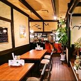 多国籍料理居酒屋 FANTASISTA13の雰囲気3