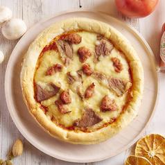 料理メニュー写真【肉】ミートピザ