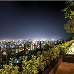 SHIROYAMA HOTEL kagosima ガーデンレストランホルト ビアガーデンの雰囲気1